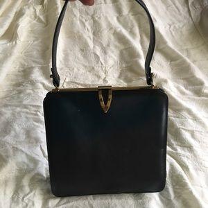 Vintage - 1950's - Susan Gail - Leather Purse